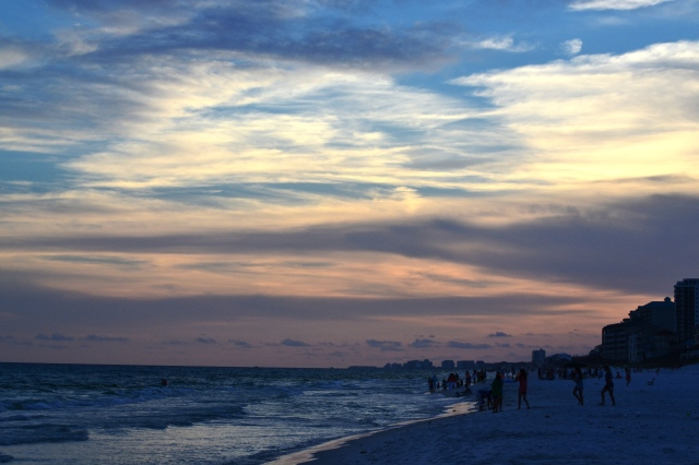 Sunset @ Destin