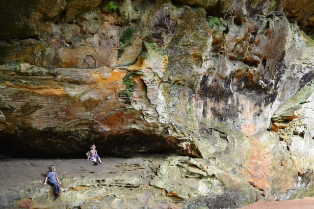 Awe and Wonder @ Ash Cave in Hocking Hills