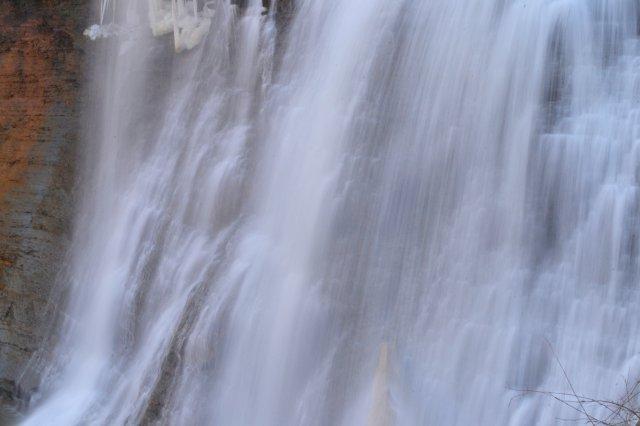 Brandywine Falls ~ December, 2013