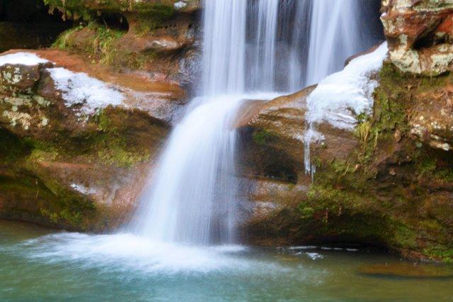 Water's Edge ~ Upper Falls Pool
