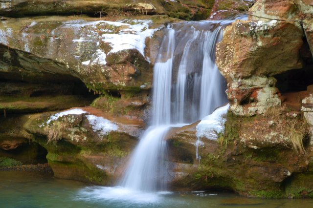 Upper Falls @ Hocking Hills