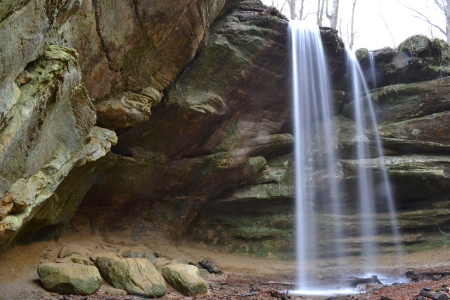 Big Lyons Falls @ Mohican State Forest